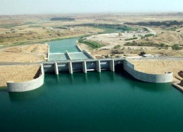Rumors of Water Export to Persian Gulf Arab States Rejected