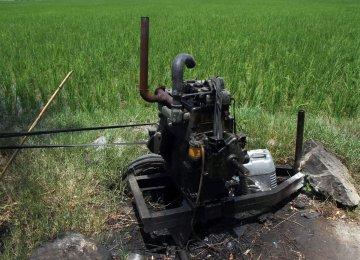 Electrification of Agro Wells Is Best Way Forward