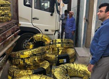 100,000 Tires Needed for Road Fleet
