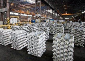 Iran's Q1 Aluminum Production Declines 32%