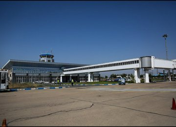 When the new terminal at Ardabil Airport becomes operational, four airplanes can land and take off simultaneously.
