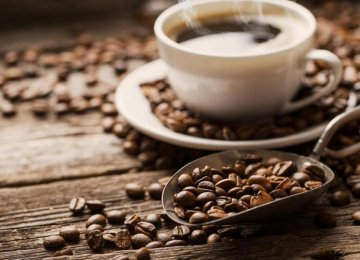 Coffee Imports at $1m in  One Month