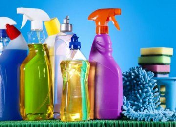 The import of some raw materials that are not produced in Iran, such as detergent enzymes,  scents and acids, will continue.