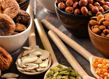 Iran Dried Fruits, Nuts Exports at $1.1b