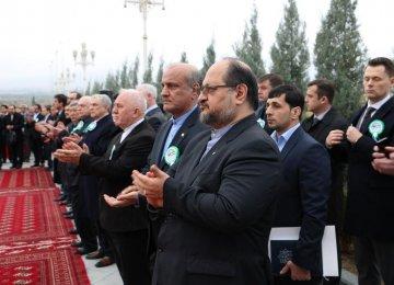 Ashgabat Hosts Iranian Expo