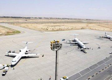 Isfahan Airport to Increase Plane Parking Capacity