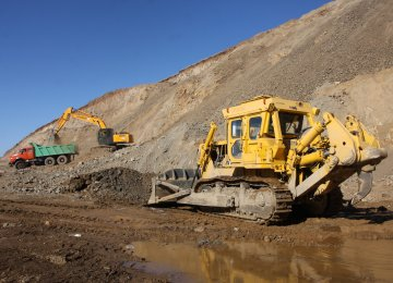 32% Increase in Iran's Lead, Zinc Ore Extractions