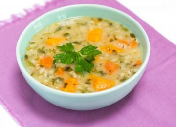 Soup Exported to 12 Countries