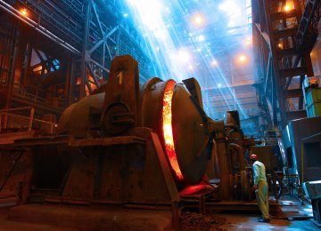 Heavyweight Iranian Steelmakers' H1 Exports Rise 48% to 3.8m Tons