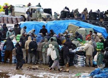 Iran-Iraq Border Markets Reopen