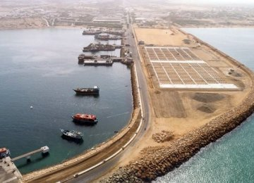 2 Ports Annexed to Chabahar FTZ