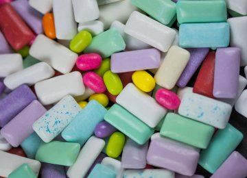 Chewing Gum Imports at $4.5m