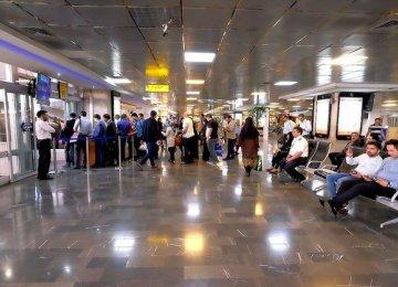 Departure Tax Revenues  Up 117 Percent