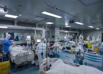 Iran Gov't Health Expenditure Rises