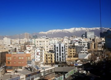Tehran Home Construction Hit Record Low in Fiscal 2020-21