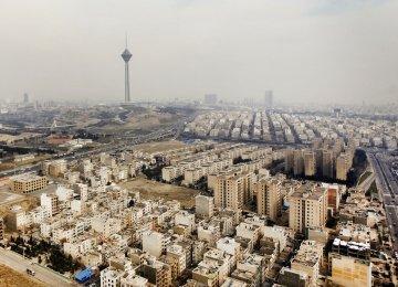 Iran's CB Data Reveal Seasonal Slump in Housing Market