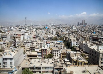 Tehran's Housing Market Under CBI Monthly Review