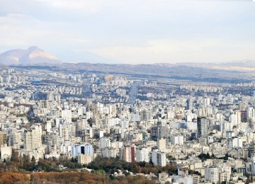Tehran Housing Market in CBI's Monthly Assessment