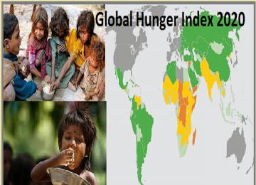Global Hunger Index 2020: Iran 39th Among 107 States
