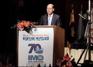 World Maritime Day Marked in Tehran