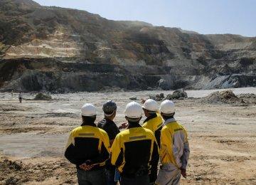 Iran Mineral Reserves Top 37b Tons