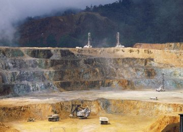 29% Rise in Mouteh Gold Output