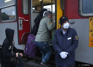 Passenger Rail Fares Hiked by 25% Months After 20% Rise