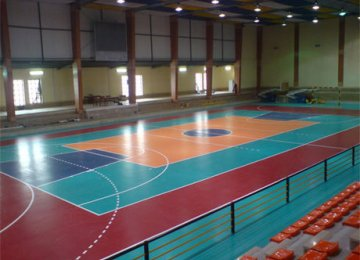 Sports Facilities Increase by 8%