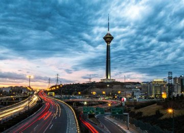 Tehran fell by two places in this year's ranking to 121st most expensive city in the world, narrowly avoiding the bottom 10.