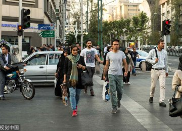Tehran Unemployment Rate at 12.2 Percent