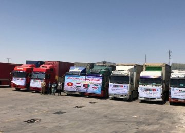 KTAI Corridor Registers First TIR Operation