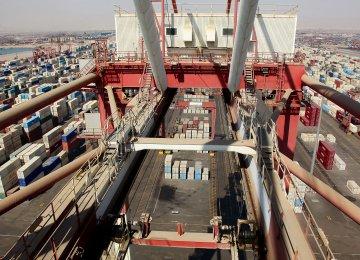 Iran's Foreign Trade Hit $29 Billion