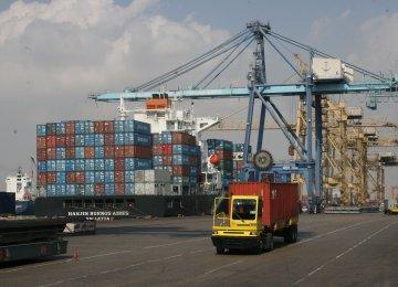 Iran's Non-Oil Foreign Trade Deficit at $1.5 Billion