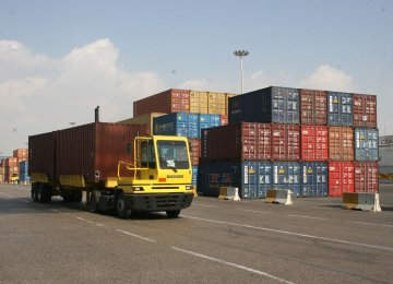 Non-Oil Trade Reaches $7.4b in Last Iranian Month
