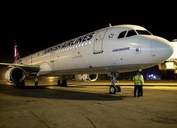 Iran-Turkey Flights Resume After Covid Closure