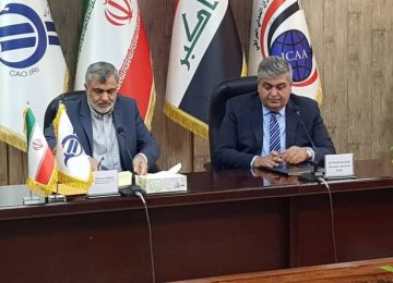 Iran Signs MoU With Iraq on Aviation Cooperation