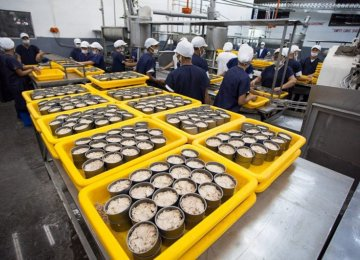 Imports Account for Lion's Share of Canning Tuna Production