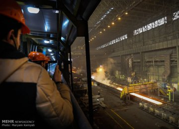 Steelmakers Post Substantial Rally in1st Quarter Exports