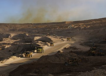 Exports of Mining, Mineral Industries Rise 126% YOY to Over $5b in 5 Months