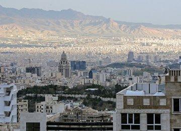Tehran Housing Inflation at 67.3%