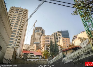 Iran's Housing Sector Rocked by Currency Crisis