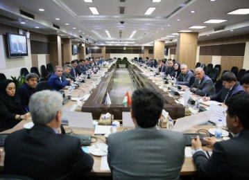 Iran-Tajikistan Chamber of Commerce Established