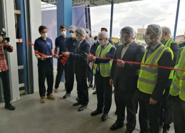 Industrial Project Worth €20m Becomes Fully Operational in Urmia