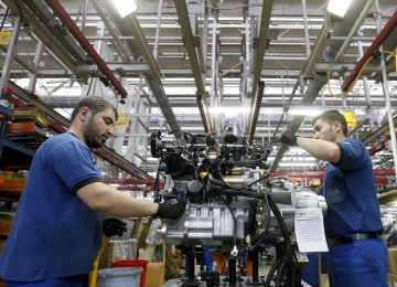 Iran's Economic PMI Improves