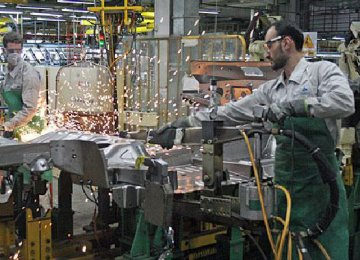 CBI: Iran's PPI Inflation at 59% Year-on-Year
