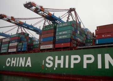 Iran-China Q1 Transactions Sink to Lowest in 5 Years