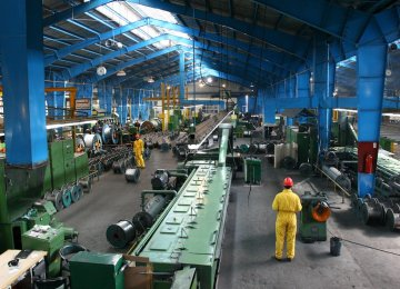 Iran Industrial Investments on Growth Trajectory