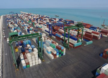 Bushehr Accounts for 16% of Iran's Foreign Trade Volume