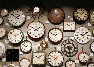 Analogue Wall Clock Imports at $1.1m