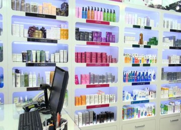 Cosmetics, Toiletries Exported to 21 Countries